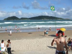 Playa de floripa